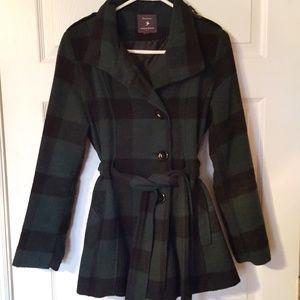 Wool Feel Coat